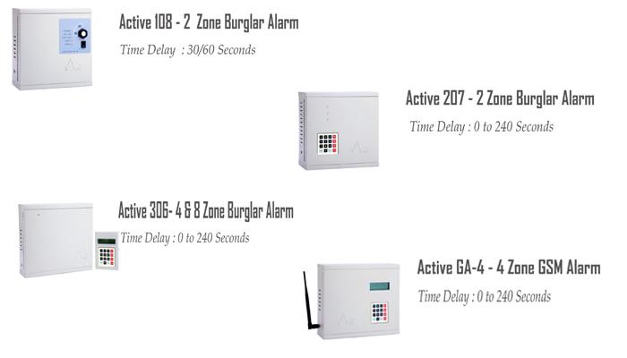 Time Delay Burglar Alarm Systems